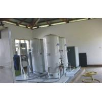 Small Cryogenic Industrial Oxygen Plant , Internal Compression Air Separation Unit Manufactures