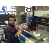 Shenzhen Leadsmt Smt pcb solder screen printing machine In Iran Manufactures