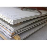 SUS 304 Sheet Of Stainless Steel Selectable Length Environment Protection Manufactures