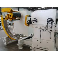Quality Feeding Speed 20 m / min Precision Press 3 In 1 Feeder Equipment With Japan NSK Bearing for sale