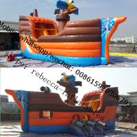 Inflatable Pirate Boat Inflatable Pirate Ship Manufactures