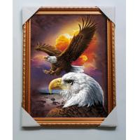 3D lenticular picture with PS frame Manufactures