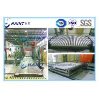 Paper Mill Pallet Handling Systems Customized Model With Roller Conveyor