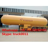 Quality factory sale bulk road transported lpg gas tank, HOT SALE! 2017s new cheapest price lpg gas tank semi-trailer for sale