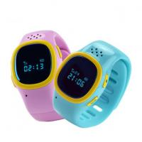 GPS Tracker | Wrist Watch Shx 520 GPS Tracking Device for kids Via GPRS GSM Track Persons Child Kids with SOS Button