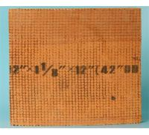 Heat Resisting Brake Lining Material Non Asbestos For Mining Engineer Machines Manufactures
