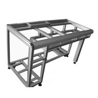 Shelves accessories t - slot table Industrial Aluminum Profiles with 20*20 anodized aluminum profiles Manufactures