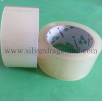 Cristal clear BOPP packing tape size 48mm x 50m Manufactures