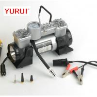 Double Cylinder Metal Air Compressor Plastic Box With High Power Pressure Manufactures