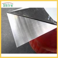 Low Adhesive Self Adhesive Protective Plastic Film For Smooth Stainless Surface Manufactures