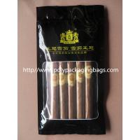 Chinese cigar logo brand / Cigar Bag Humidor With Humidified System Manufactures