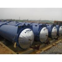Large Scale Steam Brick / AAC Concrete Autoclave Φ2.68 × 31m / Pressure Vessel Autoclave Manufactures