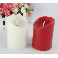 """Quality Flickering Candle Real Wax Flameless LED Candles with Dancing Flame 3"""" 4"""" 5"""" for sale"""