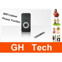 Waterproof Hand Held GSM Emergency GPS Tracker , Cell Phone Locator Manufactures