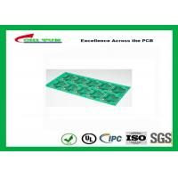 CEM-1 Material Single Sided PCB Panel  No X-out Allowed Lead free HASL PCB Manufactures