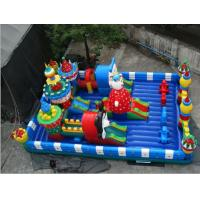 Jumping Bouncer Custom Inflatable Products Childrens Playground Manufactures