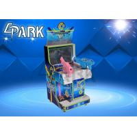 Lost Paradise Laser Shooting Arcade Machines , Kids Shooting Games Manufactures