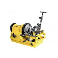 Quality Heavy Duty Switch Compact Electric Pipe Threading Machine 24 /10 RPM for sale