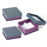 Women Jewellery Presentation Boxes , High End Custom Jewelry Gift Boxes Manufactures