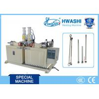 Mirco Computer Control Auto Parts Welding Machine For Stabilizer Link / Rod Welding Machine Manufactures