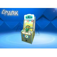 1 - 2 Players Dinosaur Hunter Arcade Machines , Coin Operated Kids Ball Shooting Game Machine Manufactures