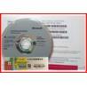 DVD Microsoft Windows 7 Professional Full Retail Box Version COA License Key Manufactures