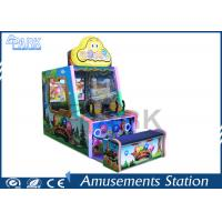 Coin Operated Ball Ball Adventure Shooting Arcade Machines For Children Manufactures