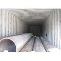 Hot Rolled Seamless Hot Rolled Pipe Alloy Steel High Pressure Boiler Application Manufactures