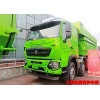 380hp Special Vehicles 2 Tires 31 Ton HOWO 8x4 Dump Heavy Truck 100km/H Manufactures