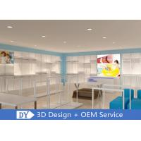 China Children'S Clothing Store Racks And Shelves / Shop Display Furniture on sale