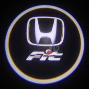 Gen 2nd  led Door Projector Lights  Honda FIT badge led light car accessories Manufactures