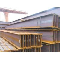 SNI Cerfified Low Carbon Steel H Beam , Metal H Beam Water Proof High Intensity Manufactures