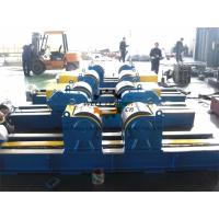 High Strength Steel Pipe Rollers Heavy Duty For Pressure Vessels Rotating Welding Manufactures