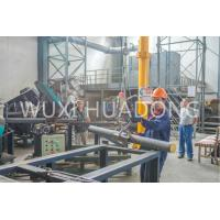 High Power Horizontal Continuous Casting Machine For Bronze Pipes Custom Made