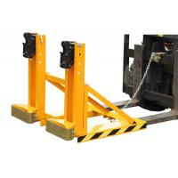 1000Kg auto - adjustable drum lifters handling equipment with Black Eager - Gripper Manufactures