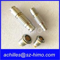 wholesale supplier push pull 7 Pin LEMO shell size 1B Rapid locking panel mounted socket OBD connector Manufactures
