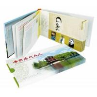 Quality Perfect Binding A6 Pop-up Postcard Printing Services , Full Color Offset for sale