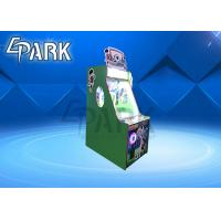 Indoor 1 Player Kids Coin Operated Game Machine / Happy Football Board Game Manufactures
