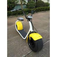 Two Wheel 60V 20ah 1000W Electric Mobility Scooter With EEC Approval Manufactures