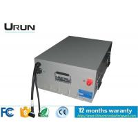 Natural Cooling LiFePO4 Lithium Ion Battery For Electric Vehicles / E Bus Manufactures