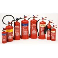 Color Customized ABC Fire Extinguisher , 6kg Portable Dry Chemical Fire Extinguisher Manufactures