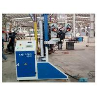High Power Insulating Glass Filling Machine 300*250 Mm Aluminum Frame Size Manufactures