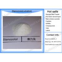 Anabolic steroid raw powder  bodybuilding Stanozolol Winstrol oral steroid for Bodybuilding CAS 10418-03-8 Manufactures