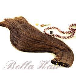 Hair Extension Hair Weave  Machine Weft 100% Human Hair Manufactures