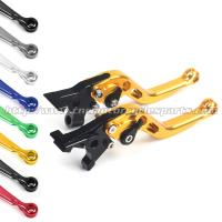 Shorty Straight Aluminium Motorcycle Brake Clutch Lever For Hyosung GT250R GT 650 R Manufactures