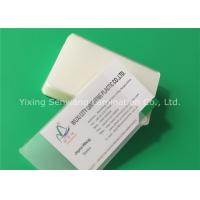 Thermal Laminating Pouches Business Card Size 150 Mic With Adhesive EVA Manufactures
