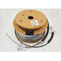 NSC Duplex MM DLC - DLC 4 Cores Fiber Optic Patch Cables With Shield Cases For Both Ends Manufactures