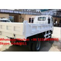 Quality HOT SALE! cheapest price ISUZU 4*2 LHD mini dump tipper truck, Wholesale bottom price ISUZU diesel 3tons tipper vehicle for sale