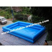 Best Price Giant Inflatable Water Pools with PVC Tarpaulin Material for Summer Sports Game Manufactures