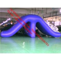 The Gigantic Water Play Slide Inflatable water slide with climber Manufactures